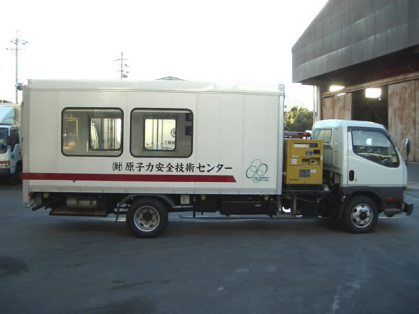 災害救助車